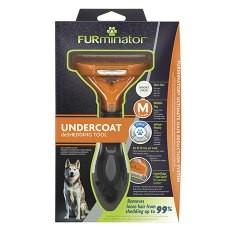 Инструменты для вычёсывания средних пород собак